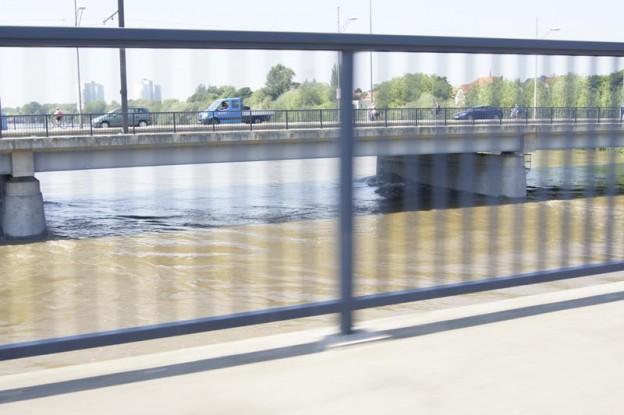 Unsere Elbe steigt und steigt